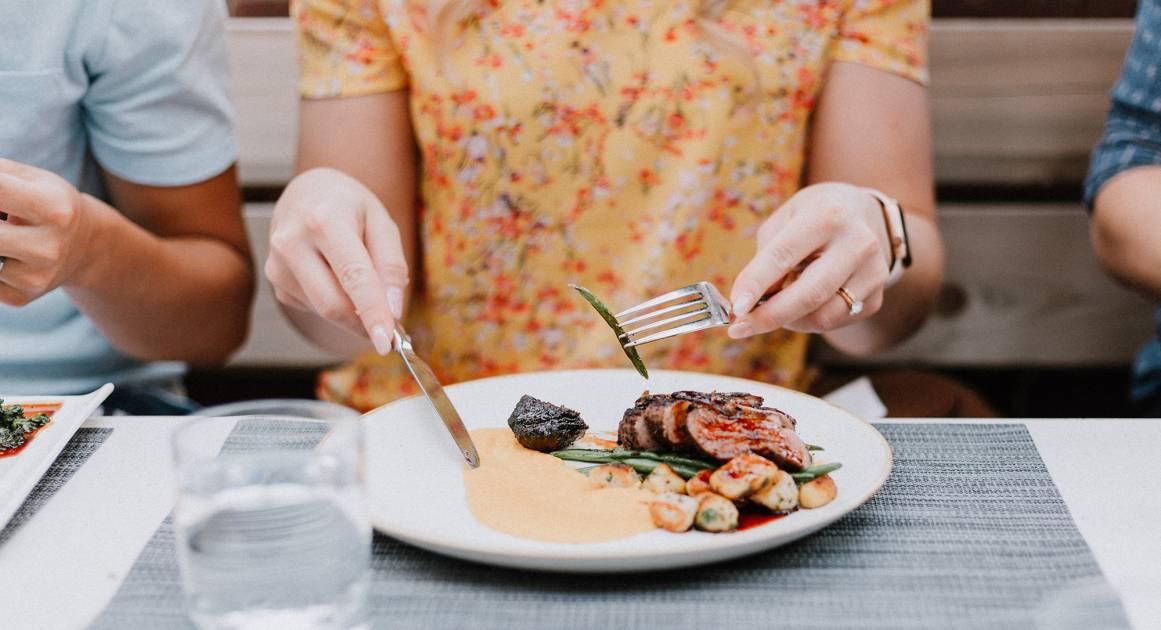 Правило 20 минут: очень простая и эффективная диета