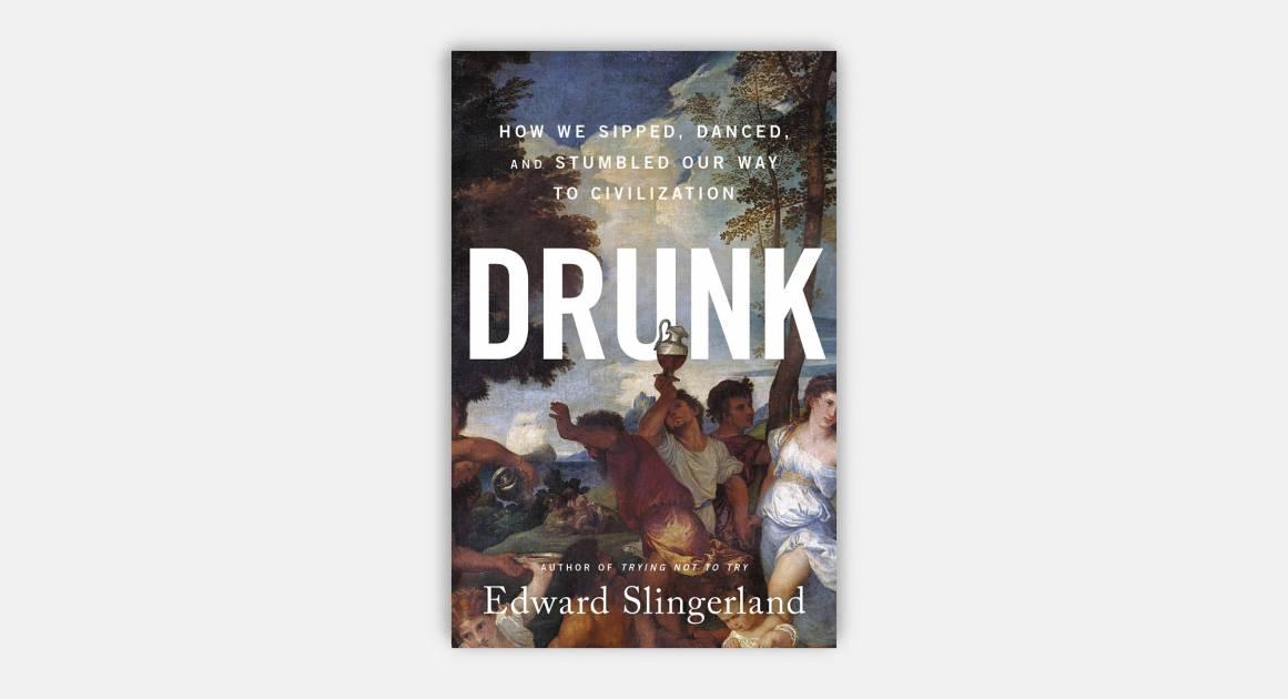 Что читать: книга о том, как алкоголь помог человеку создать цивилизацию