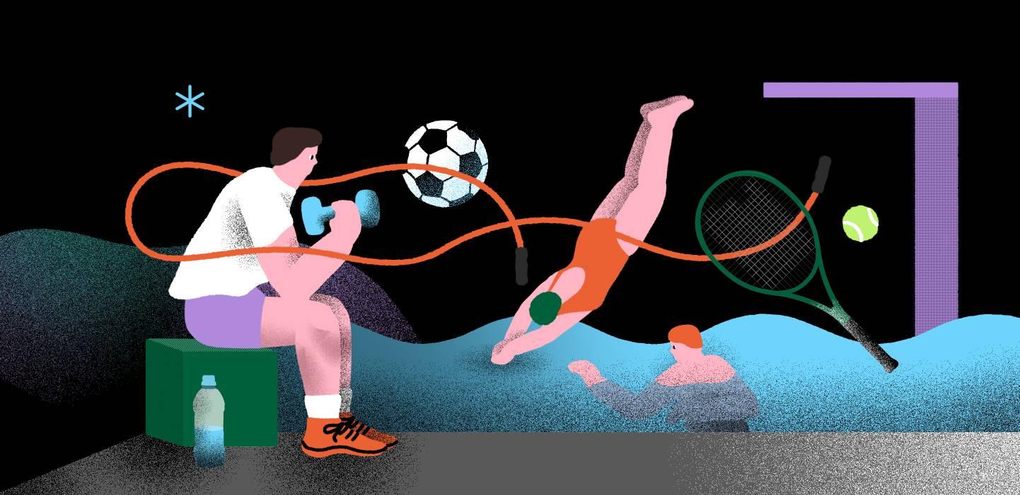 Как заниматься спортом правильно: руководство к действию