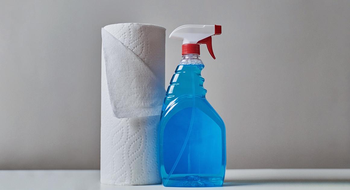 Как делать уборку во время эпидемии