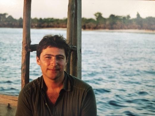 Занзибар, 2006. Фото сделано специалистом по трофической медицине из Норвежского Красного креста. Мне было неловко, что я единственный в тусовке, кто приехал в Африку без дела