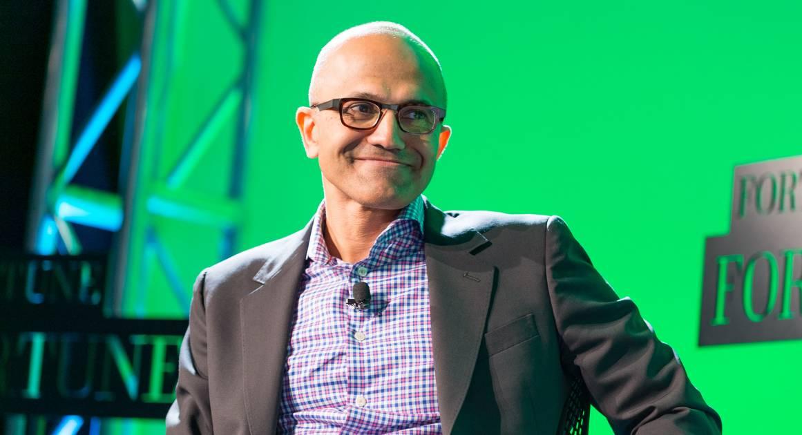 «Почему я остаюсь в Microsoft 30 лет? Я научился использовать компанию для реализации своих идей»