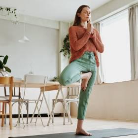 Почему каждому нужно тренировать баланс