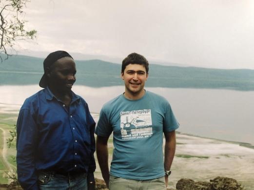 Кения, Национальный парк Масаи Мара, 2006. Путешествие в одиночку — лучшая гарантия качественного общения и отключения от повседневной рутины во время путешествия